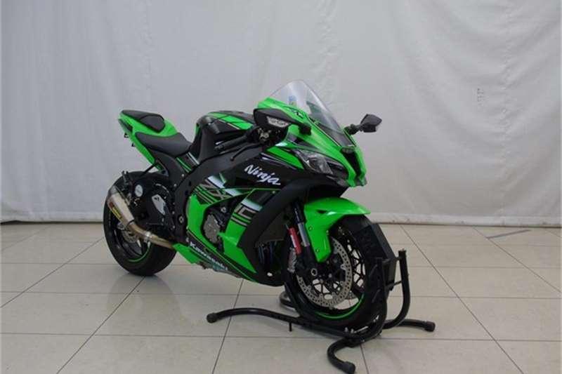 Kawasaki ZX10-R 2011