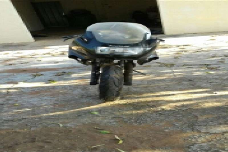 Kawasaki ZX11 D for sale 2009