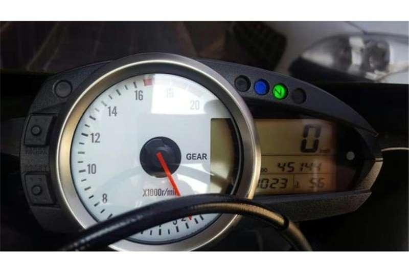 Kawasaki ZX6-R 2007