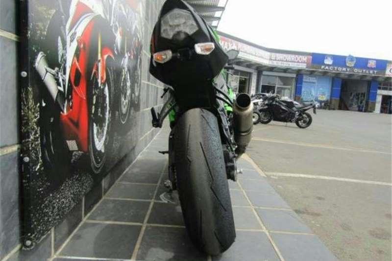 Kawasaki ZX6-R 2013