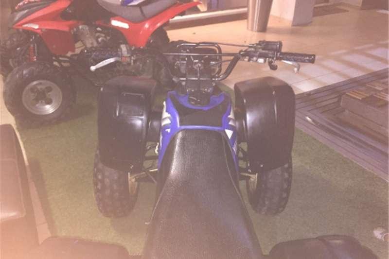 Kazuma 250cc quad bike 0