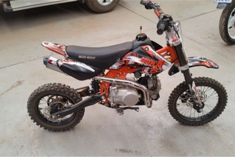 KTM 125 4stroke 0