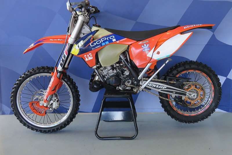 בלתי רגיל 2014 KTM 125 EXC Motorcycles for sale in Gauteng | R 44 999 on NE-84