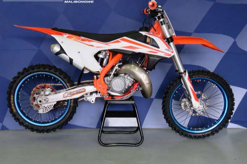 2017 KTM 125
