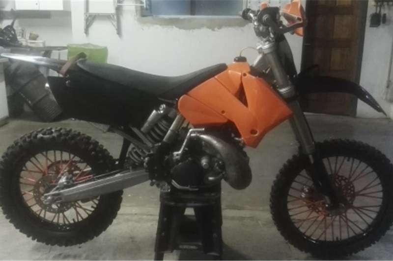 KTM 200 EXC 0
