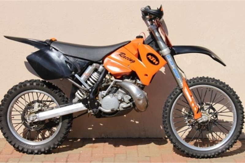 2003 Ktm 200 Exc Motorcycles For Sale In Gauteng R 16 000 On Auto Mart
