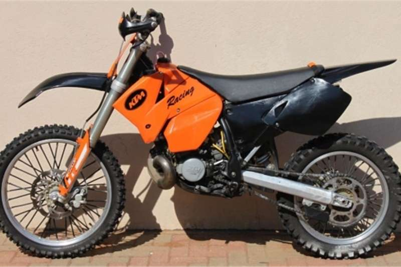 2003 Ktm 200 Exc Motorcycles For Sale In Gauteng R 15 800 On Auto Mart