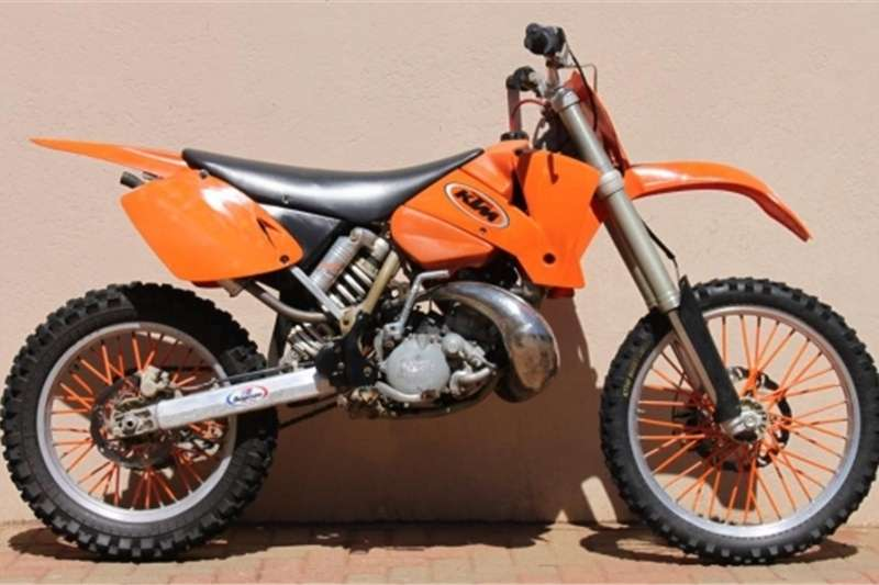 2003 Ktm 200 Exc Offers Welcome Motorcycles For Sale In Gauteng R