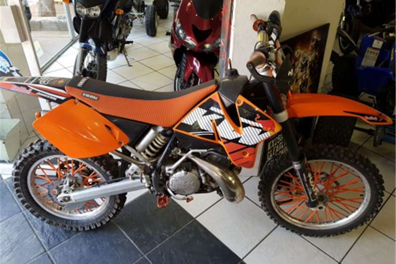 KTM 300 EXC 2000