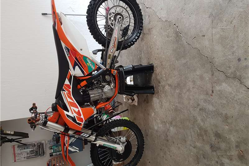 KTM 450 2015