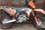 KTM 450 EXCF 2009