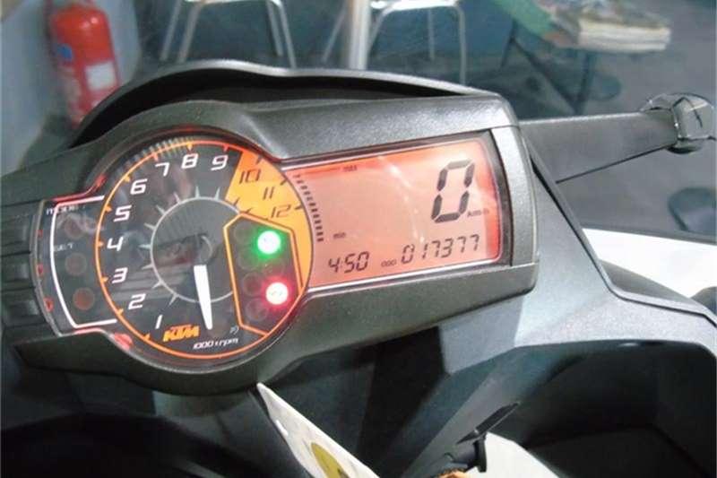 KTM 990 Supermoto T 2012