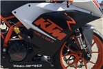 KTM RC 390 graphics stickers decals 0