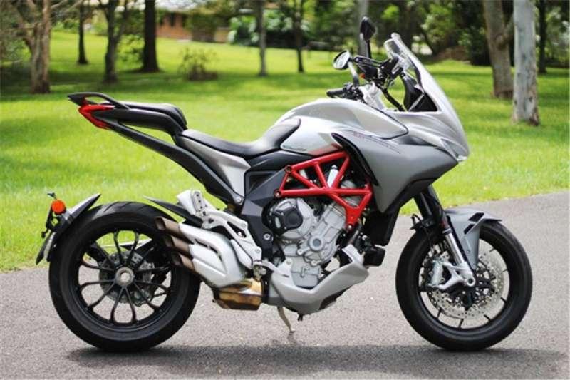 MV Augusta Torismo Veloce 800cc 2015