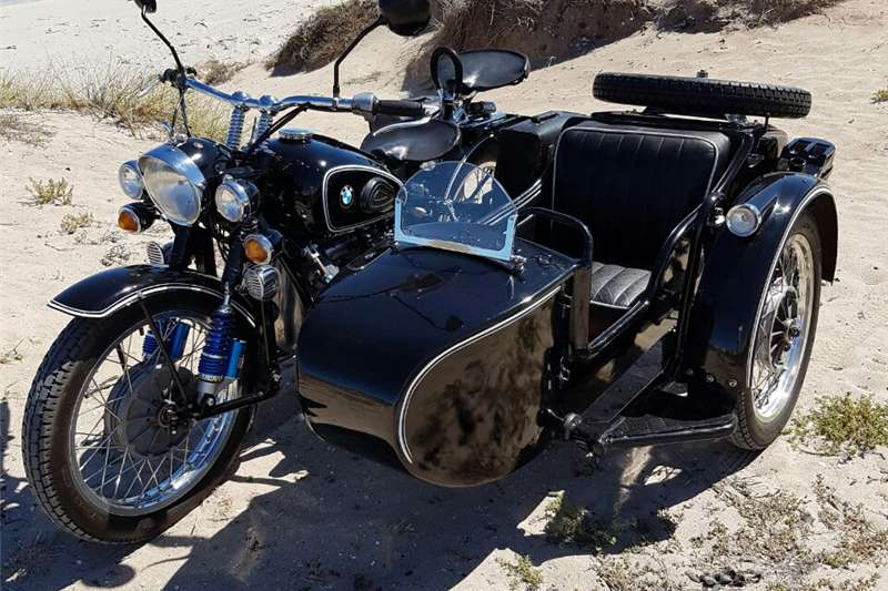 Other Other (Trikes) cj 750 sidecar 0