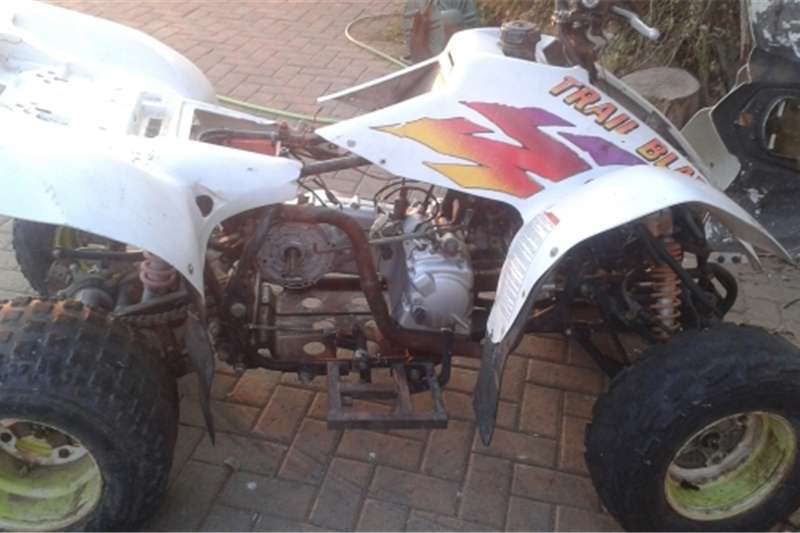 Polaris 250cc Quad 0