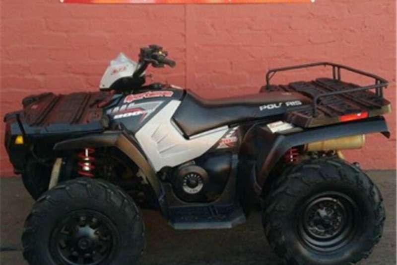 Polaris 800cc 4x4 0