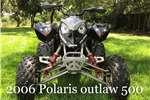 Polaris Outlaw Polaris outlaw 500 2006