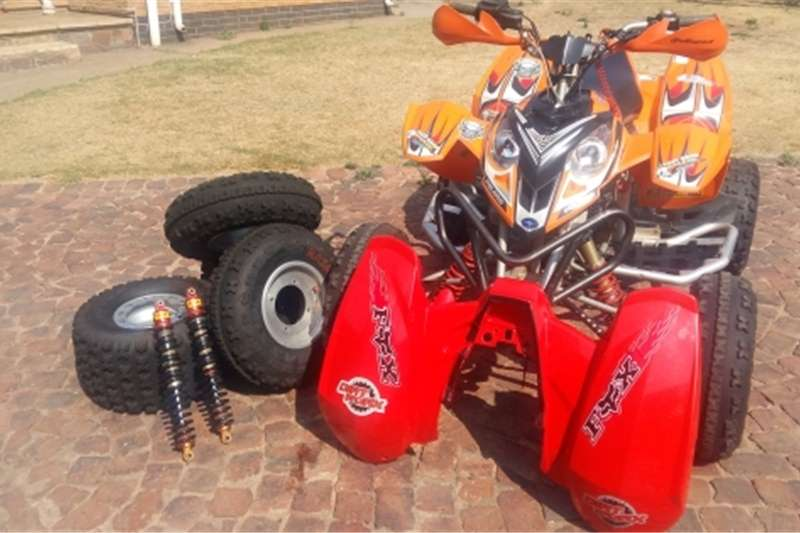 Polaris Predator Troy Lee Edition for sale 2005