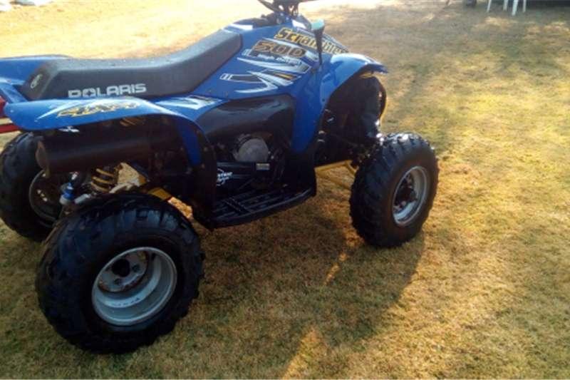 Polaris Scrambler 500cc 4x4 0