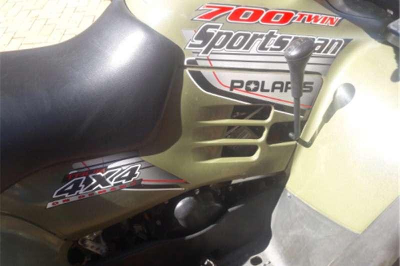 Polaris Sportsman 700cc 4x4 0