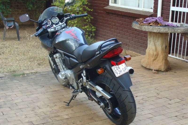 Suzuki Bandit 2013