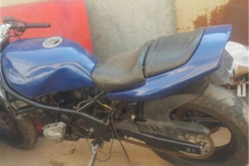 Suzuki Bandit 400cc to swop 0