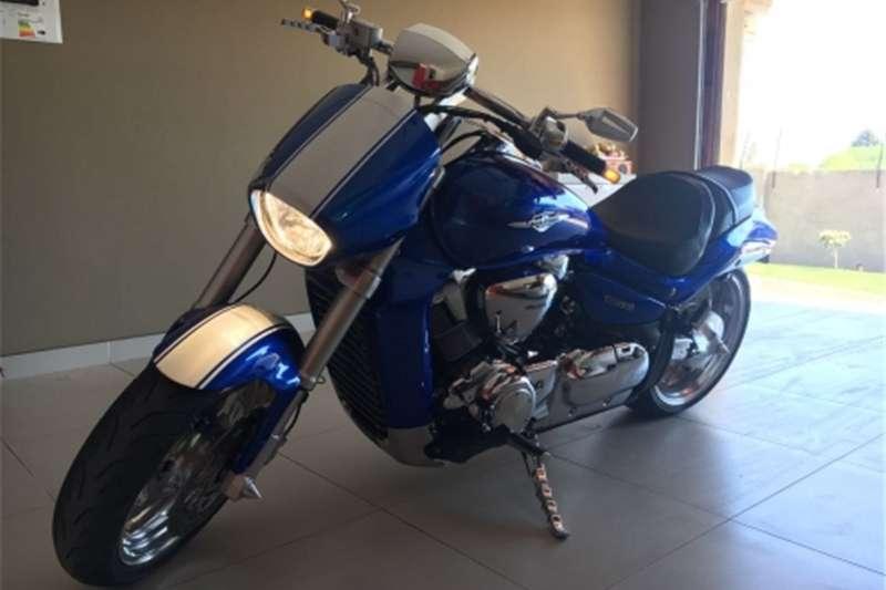 2007 Suzuki Boulevard 1800 Motorcycles for sale in Gauteng | R 110 ...