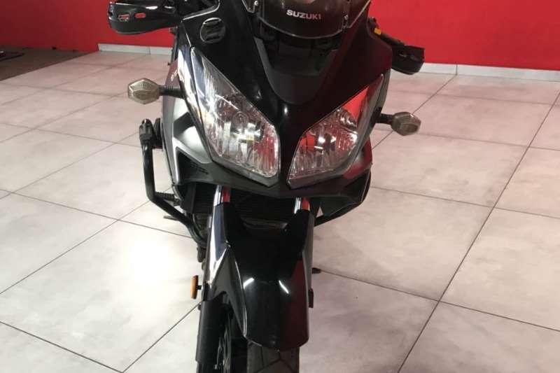 Suzuki DL650 2009