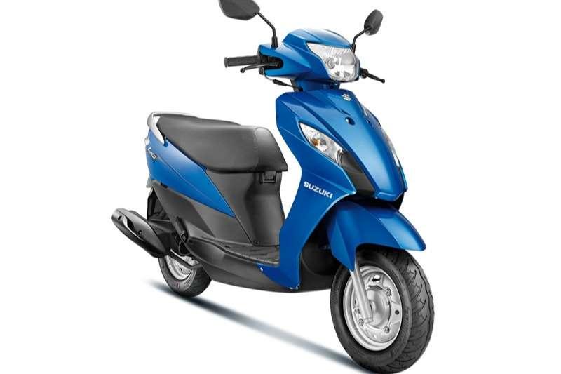 Suzuki FK110SD 2018