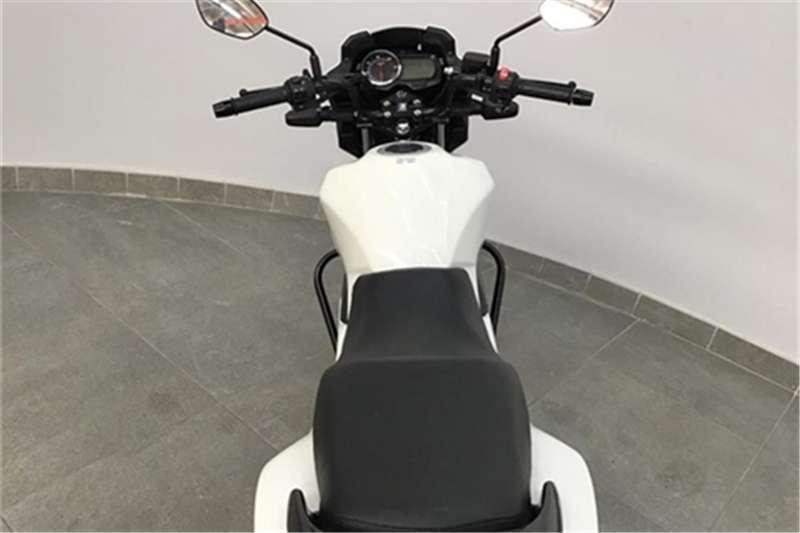 Suzuki GS 2018