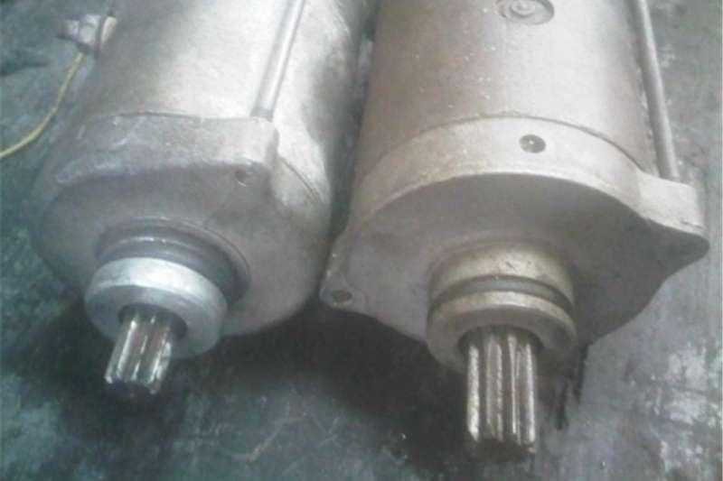 Suzuki GS 550 starter motor used R750 0