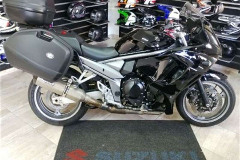 Suzuki GSX1250 FA AN AWESOME DEAL NOT TO MISS 2015