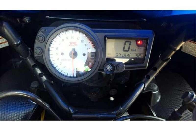 Suzuki GSXR 1000 2004