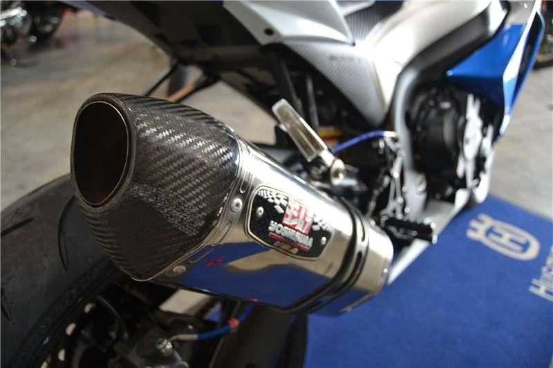 Suzuki GSXR 1000 2009