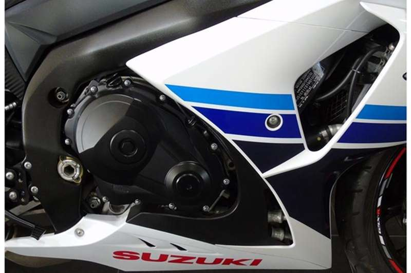 Suzuki GSXR 1000 2016