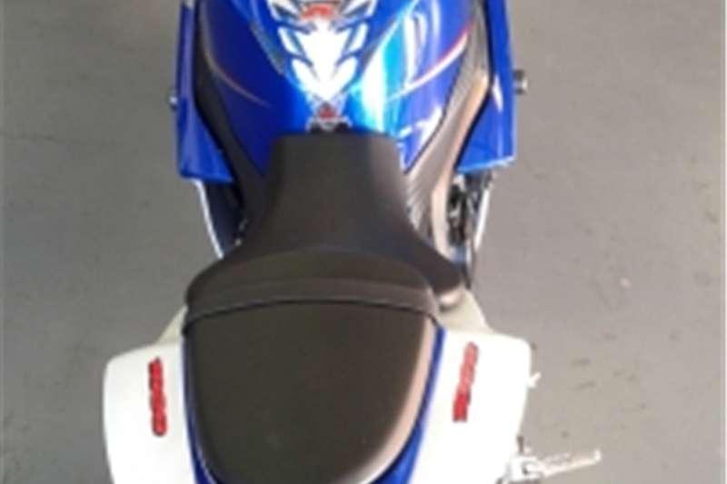 Suzuki GSXR 1000k7 Blue and white 2007