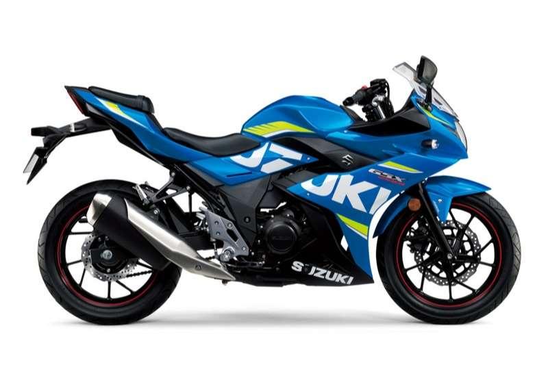 2018 Suzuki GSXR