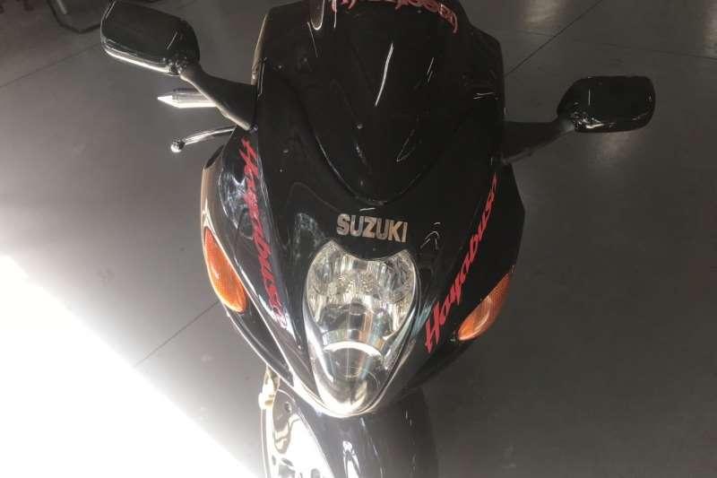 Suzuki Hayabusa 2009