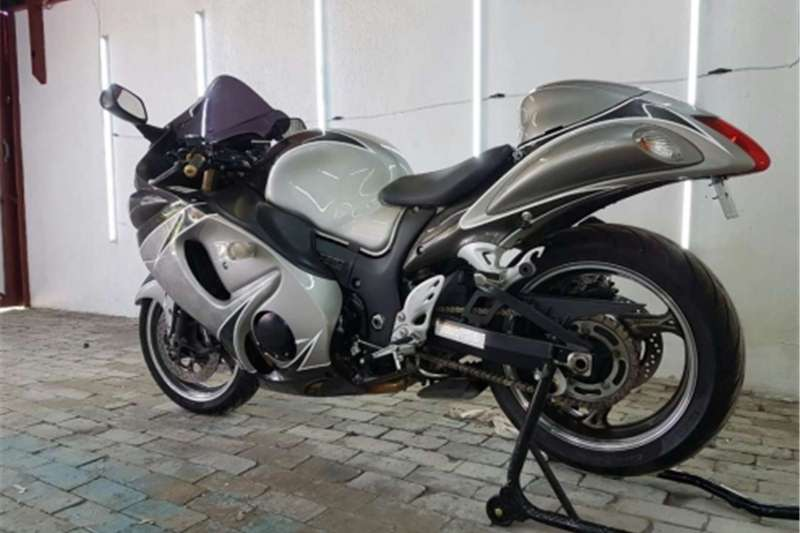 Suzuki Hayabusa for sale 2011