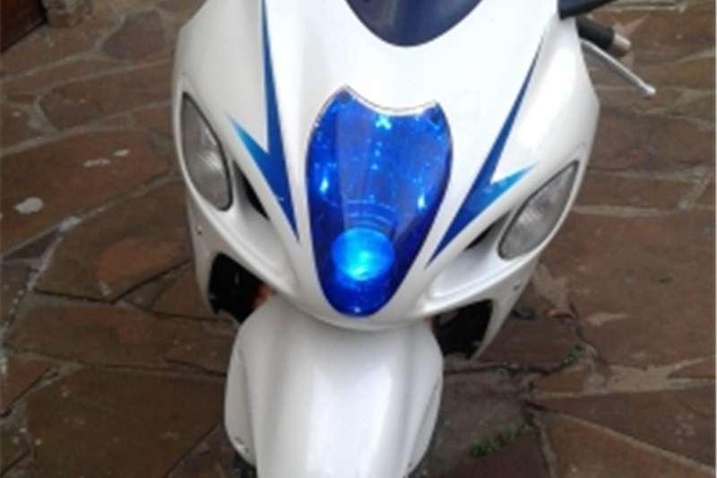Suzuki Haybusa Limited Edition Bike 0