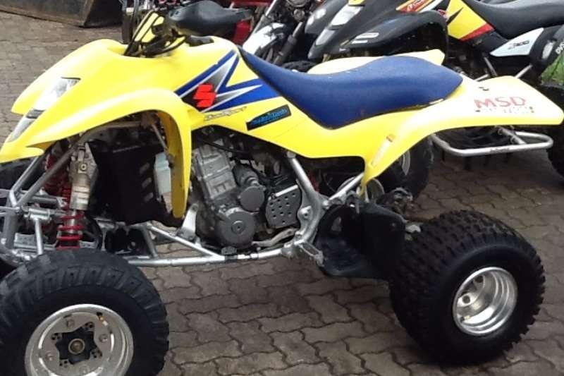 Suzuki LT-Z400 2007