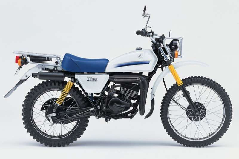Suzuki TF125 2018