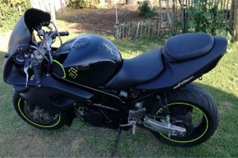 Suzuki Tl1000s 0
