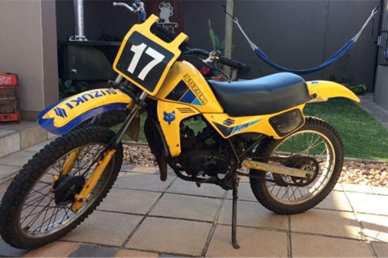 Suzuki TS 50cc 0