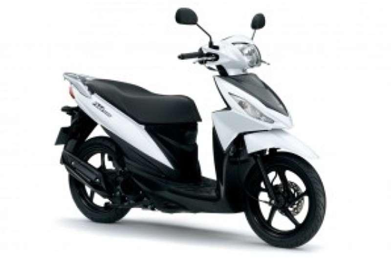 Suzuki UK 110 0