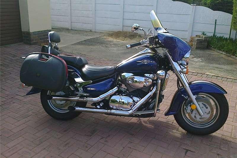 Suzuki VL Absolutely fantastic cruiser moptorcycle for sale  2006