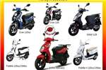 Sym Scooters New Motorcycles for sale in Gauteng on Auto Mart