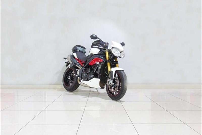 Triumph Speed Triple R 1050 Abs 2014