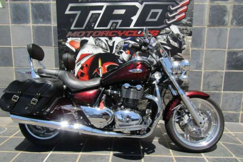 Triumph Thunderbird Commander For Sale In South Africa Junk Mail